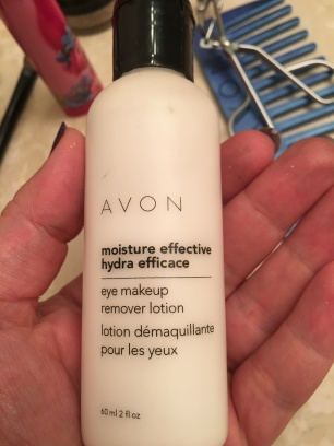 lotion makeup remover