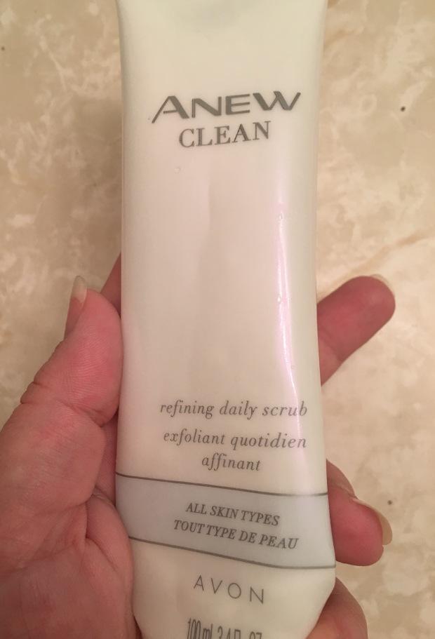 refining daily scrub